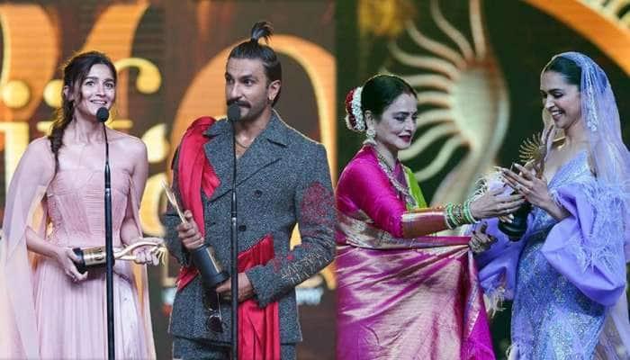 IIFA Awards 2019: આલિયા-રણવીર બન્યા Best Actors, દીપિકાને મળ્યો સ્પેશિયલ એવોર્ડ