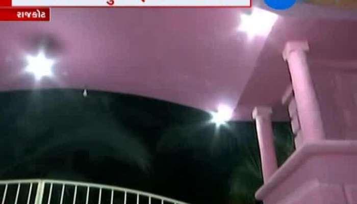Rajkot Police Raid Police Party In Krishna Water Park