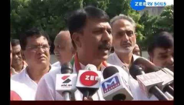 Congress ready for by-election: Amit Chawda