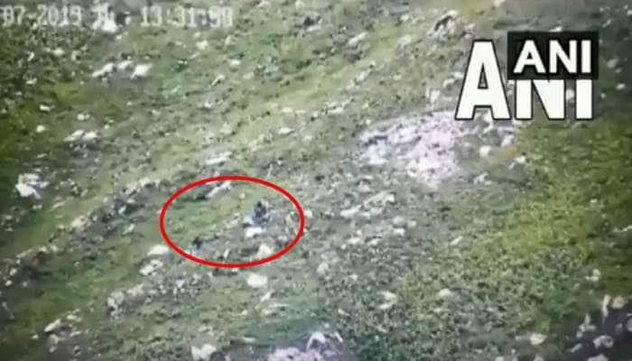 Video: કુપવાડા પાસે LoC પર ઘૂસણખોરી કરતા જોવા મળ્યા 5-6 પાકિસ્તાની આતંકી
