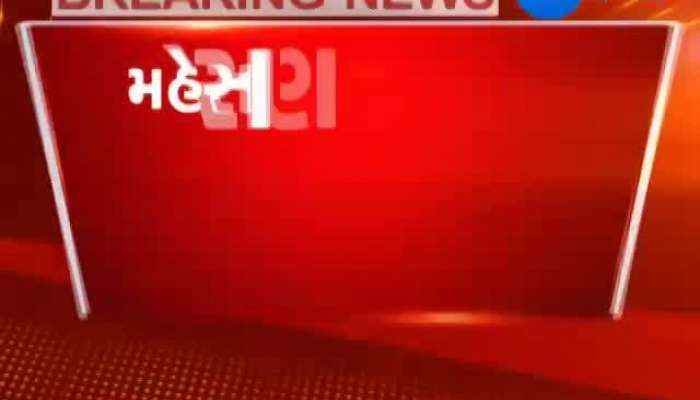 Accident at Mehsana