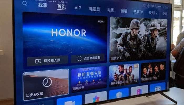 Honor લાવી રહ્યું છે પોપ-અપ કેમેરાવાળું પ્રથમ સ્માર્ટ TV, 14 ઓક્ટોબરે થશે લોન્ચ