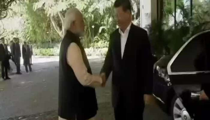 Meeting between PM and Jinping