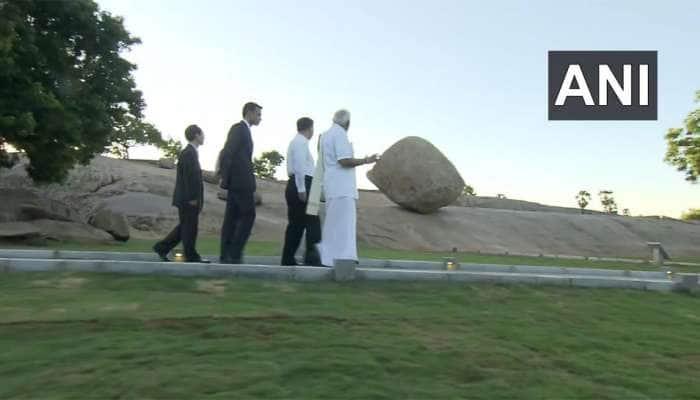 PM મોદીએ જિનપિંગને જે પથ્થર બતાવ્યો તેનું છે ઐતિહાસિક મહત્વ, સાત હાથી પણ જેને હલાવી શક્યા નહતાં