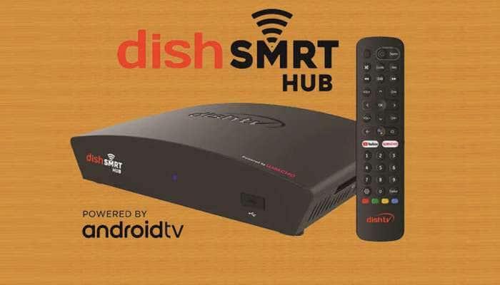હવે Dish TV લાવ્યું એંડ્રોઇડ સેટ-ટોપ બોક્સ, અવાજ પર કરશે કામ