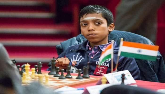 વર્લ્ડ યુથ ચેસ ચેમ્પિયનશીપ: 14 વર્ષના પ્રજ્ઞાનંદાએ ગોલ્ડ જીત્યો, ભારતના કુલ 7 મેડલ