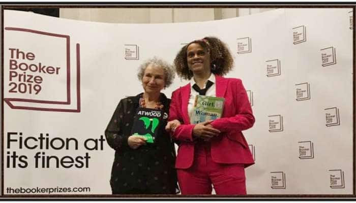 Booker Prize 2019 : માર્ગરેટ એટવૂડ અને બર્નરડાઈન એવરિસ્ટો સંયુક્ત વિજેતા