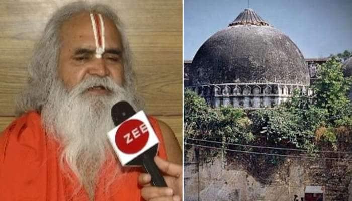 અયોધ્યા કેસઃ રામ વિલાસ વેદાંતી મુસ્લિમ પક્ષના વકીલ રાજીવ ધવન સામે દાખલ કરશે FIR