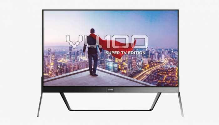 Vu 100 Super TV ભારતમાં 4K 100-Inch Panel સાથે થયું લોન્ચ, 8 લાખ રૂપિયાની કિંમત