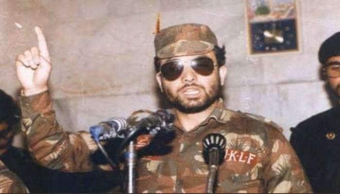 JKLF આતંકવાદી જાવેદ મીરની ધરપકડઃ 1990માં વાયુસેનાના અધિકારીઓની કરી હતી હત્યા