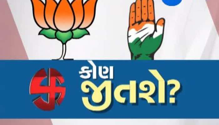 Final phase of by-election on 6 seats in Gujarat