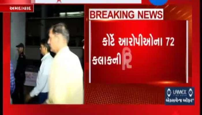 Kamlesh Tiwari murder case, allowed three days remand of accused