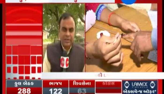 Talk with Sabar dairy chairman Shamalbhai Patel