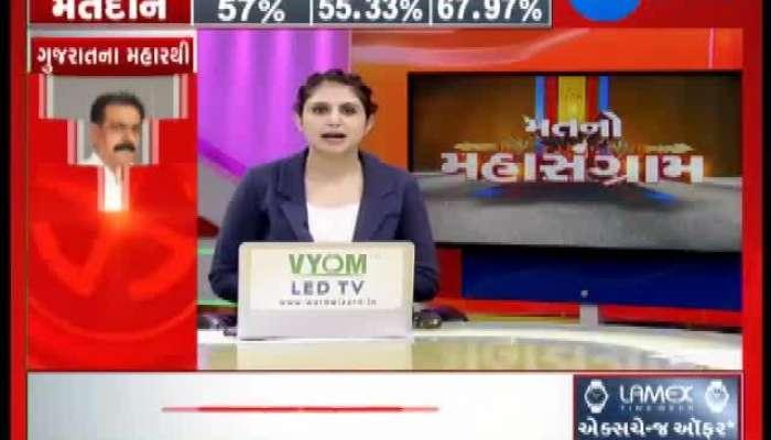 lunavada seat BJP jignesh sevak