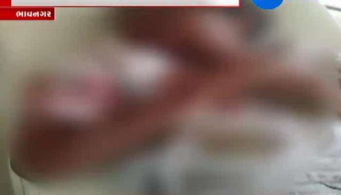 Bhavnagar: Accident, one killed near Gariaadhar-small farming