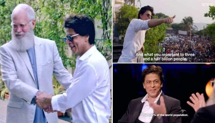 શાહરૂખ ખાનનો સ્પેશિયલ ઈન્ટરવ્યુ સ્પેશિયલ વ્યક્તિ સાથે, લોકોએ કર્યો ખૂબ પસંદ
