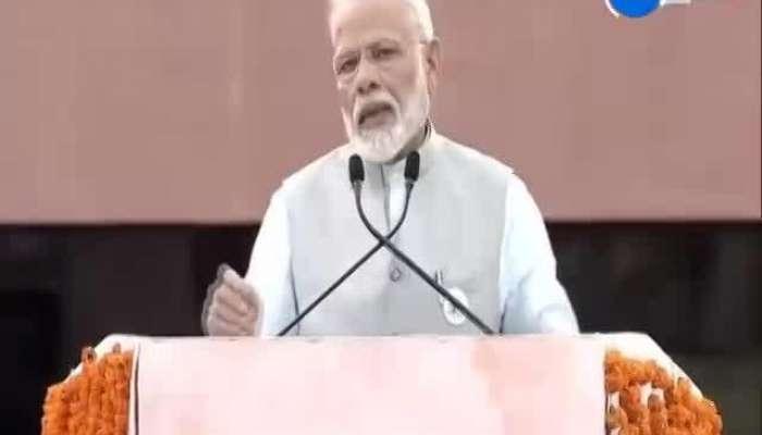 PM MODI speech on Sardar Birthday