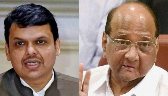 મહારાષ્ટ્રમાં સત્તાની લડાઈ: ફડણવીસ અને પવાર આજે દિલ્હીમાં, કોણ બનાવશે સરકાર?