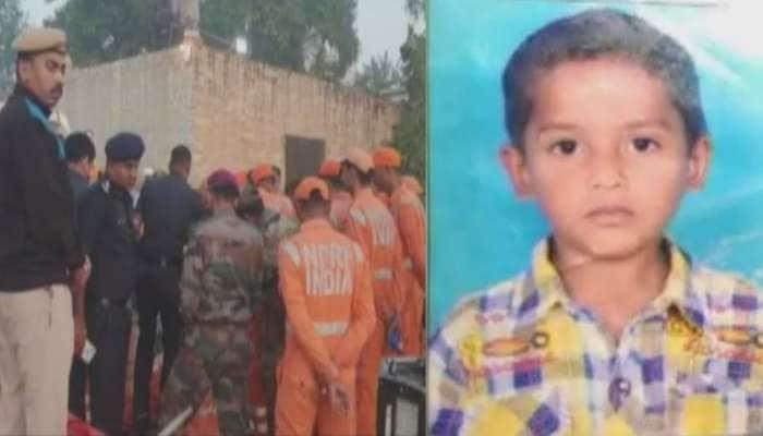 કરનાલ: બોરવેલમાં પડેલી 5 વર્ષની બાળકીને NDRFએ મહામહેનતે બહાર કાઢી, હોસ્પિટલ લઈ જવાઈ