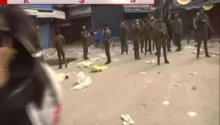 1 dead 22 injured in grenade attack in srinagars lal chowk