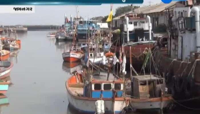 jamnagar 90 boat In see