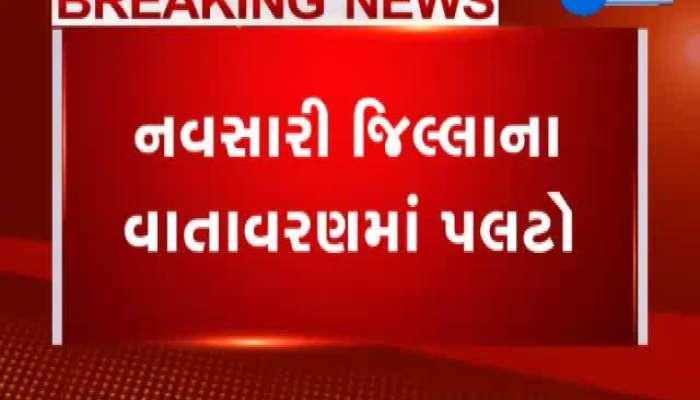Sudden Change In Atmosphere In Navsari To Maha Cyclone