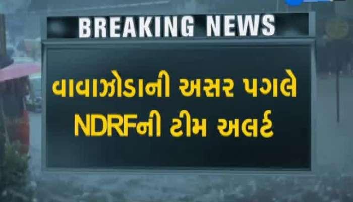 NDRF Depart From Gandhinagar To Diu
