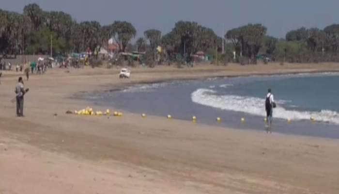 અરબી સમુદ્રના માર્ગે સંકટ બનીને આવી રહેલું 'મહા' ગુજરાત તરફ વળ્યું, દીવના તમામ બીચ બંધ કરાયા