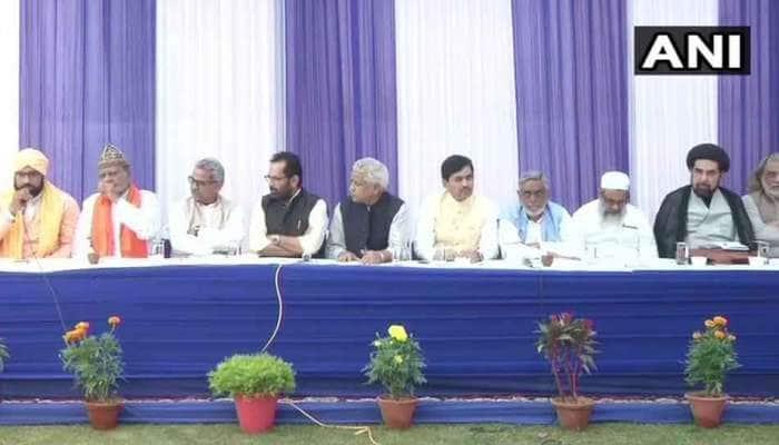 અયોધ્યા ચૂકાદોઃ RSS નેતાઓ અને મુસ્લિમ ધર્મગુરૂઓ વચ્ચે યોજાઈ મહત્વની બેઠક