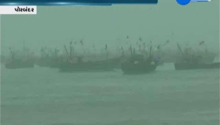 Porbander Maha cyclone