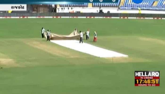 India Bangladesh match in Rajkot