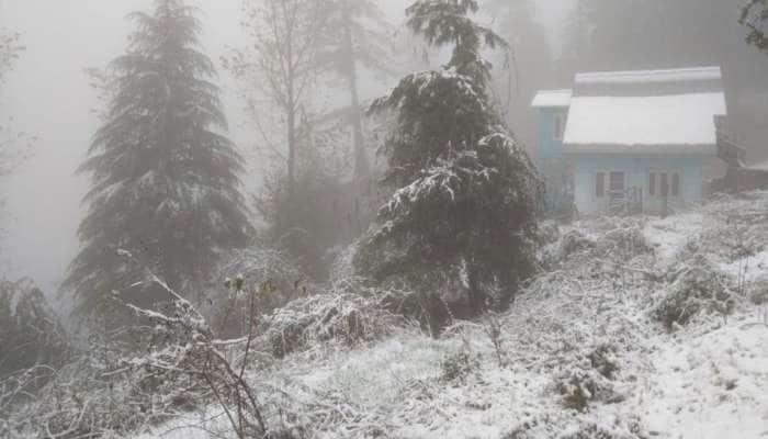 કાશ્મીર અને હિમાચલમાં ભારે હિમવર્ષા, કુલ્લૂમાં ફસાયેલા 48 વિદ્યાર્થીઓને રેસ્ક્યૂ કરાયા