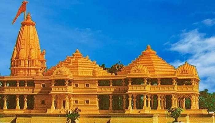 રામ મંદિરનું ભવ્ય અને વિશાળ બાંધકામ પરંતું ક્યાંય સિમેન્ટ કે લોખંડનો ઉપયોગ નહી !