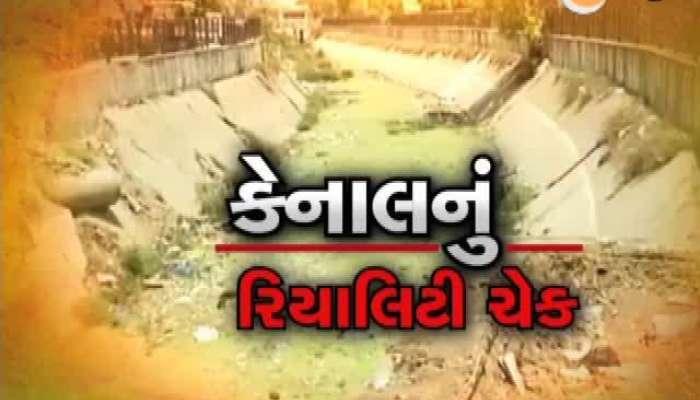 Banaskantha Canal Reality Check