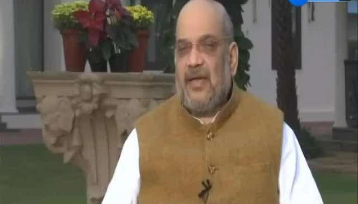 shiv senas cm demand not acceptable to bjp says amit shah