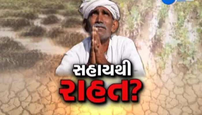 Mehsana And Girsomnath farmers react after government stimulus package