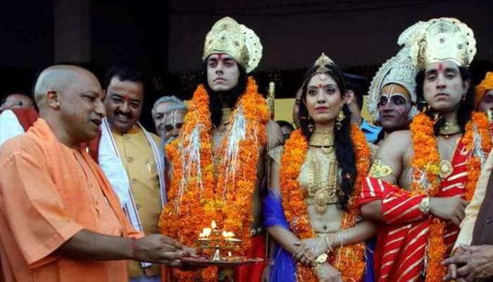 અયોધ્યાથી જનકપુરી સુધી નિકળશે રામની જાન, CM યોગી અને નેપાળના રાજા લઇ શકે છે ભાગ