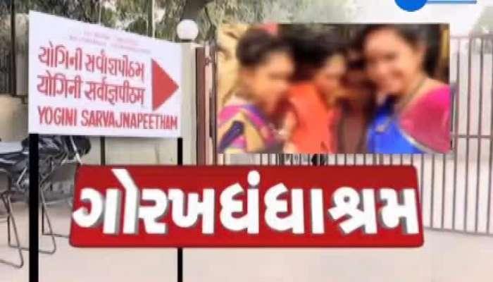 NityaNadita Live In pushpak city Ahmedabad