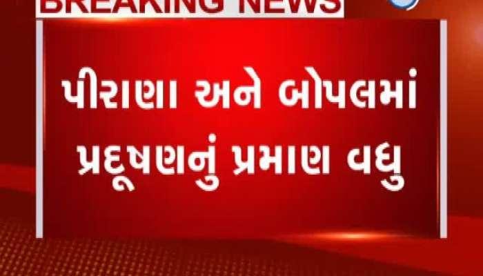 Ahmedabad Air Pollution