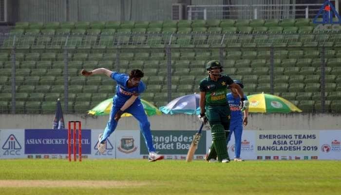 Emerging Teams Cup: રોમાંચક સેમિફાઇનલમાં પાકિસ્તાન સામે હારી ભારતીય ટીમ