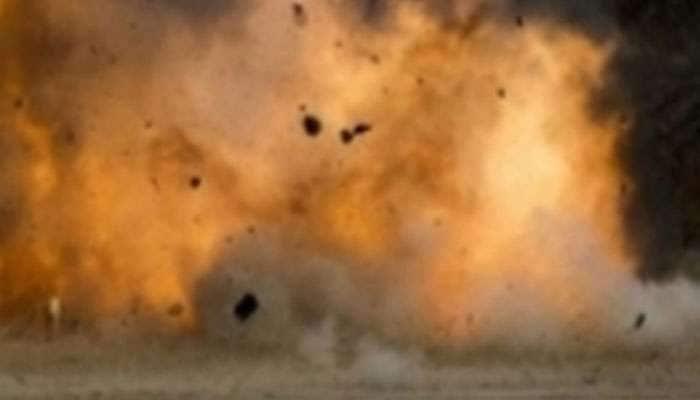 કાશ્મીરઃ શ્રીનગરમાં યુનિવર્સિટી ઓફ કાશ્મીરના ગેટની બહાર વિસ્ફોટ, બે ઘાયલ