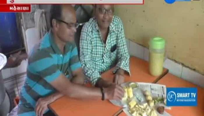 Onion And Garlic Price Hike In Mehsana