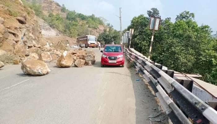 Danta – Ambaji highway to remain closed for traffic for one more month