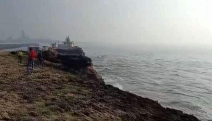 અરબી સમુદ્રમાં સર્જાયેલા લો પ્રેશરથી મંગળવારે રાજ્યના 5 જિલ્લામાં માવઠું, દરિયો એલર્ટ મોડ પર