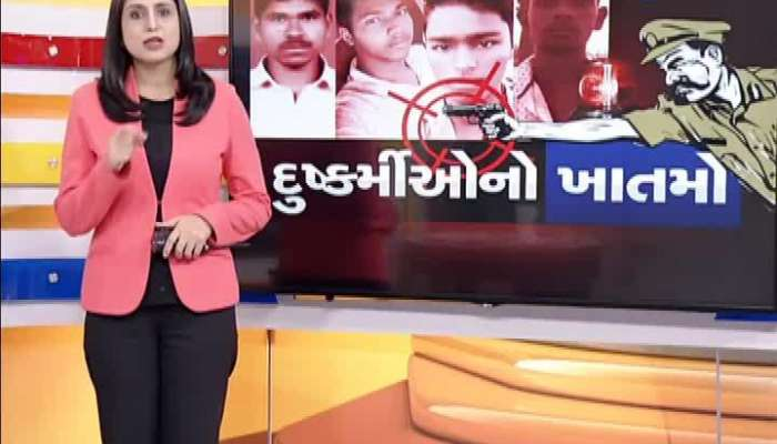 Openion of Gujarat People about encounter of Hyderabad Rape Case Accused