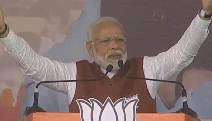 ઝારખંડ: PM મોદીએ CAB મુદ્દે કોંગ્રેસને આડે હાથ લીધી, કહ્યું- 'પૂર્વોત્તરમાં આગ લગાવવાની કોશિશ કરે છે'