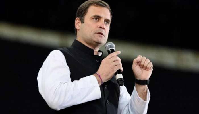 રાહુલ ગાંધીના 'રેપ કેપિટલ' નિવેદન પર સંસદમાં ભારે હંગામો, ભાજપે કહ્યું 'માફી માંગે'