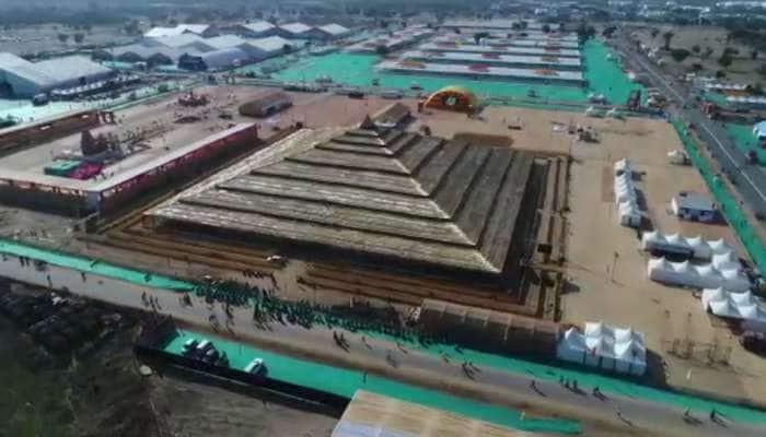 Unjha Lakshachandi Mahayagya: ઊંઝા લક્ષચંડી મહાયજ્ઞ, પ્રથમ દિવસે પાટીદારોએ બનાવ્યા અનેક રેકોર્ડ