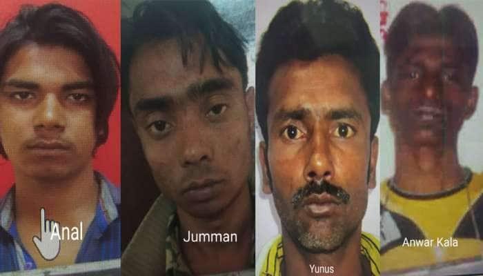 જામિયા હિંસા: પોલીસે શોધી કાઢ્યા 4 બદમાશ ચહેરા, આ લોકો પર છે ઉપદ્રવ ફેલાવવાનો આરોપ