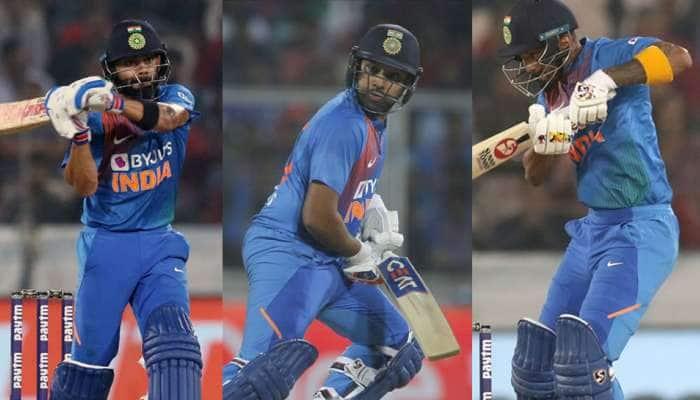 2019 T20 Records : સૌથી વધુ ફિફ્ટી બાબતે વિરાટ, કે.એલ. રાહુલ અને રોહિત ટોપ-10માં